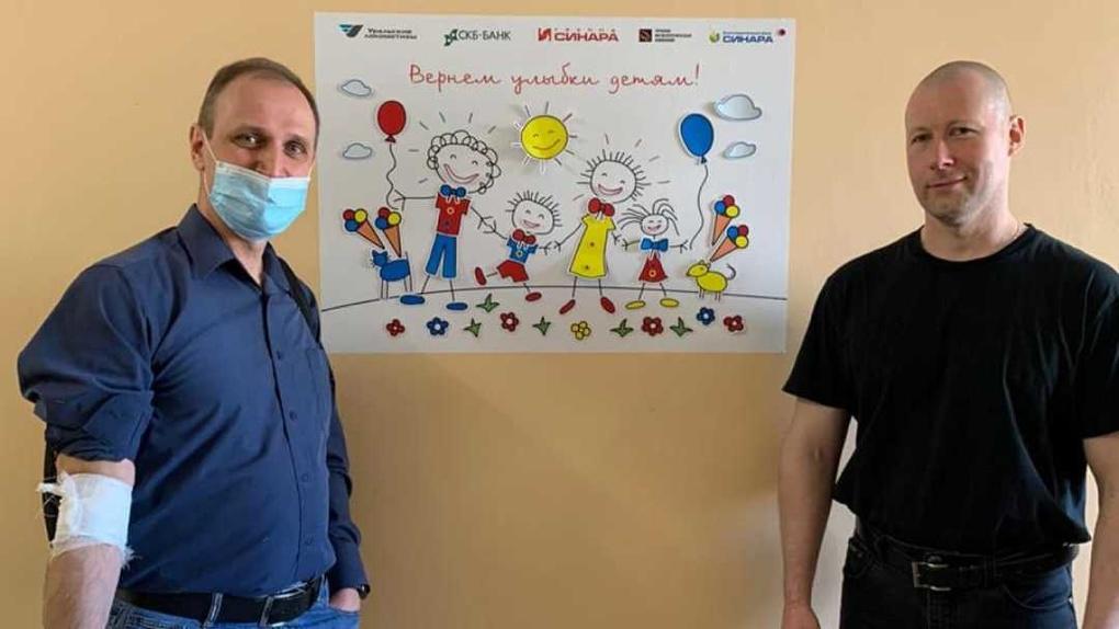 Сотрудники ТМК, Группы Синара и СКБ-Банка сдали кровь в помощь онкобольным детям