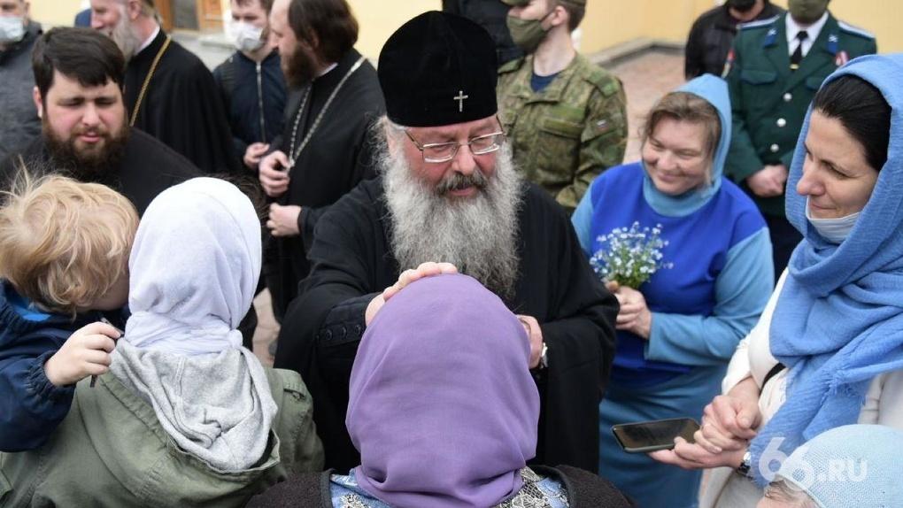 Митрополит Кирилл решил выслать насельниц Среднеуральского монастыря в другие обители