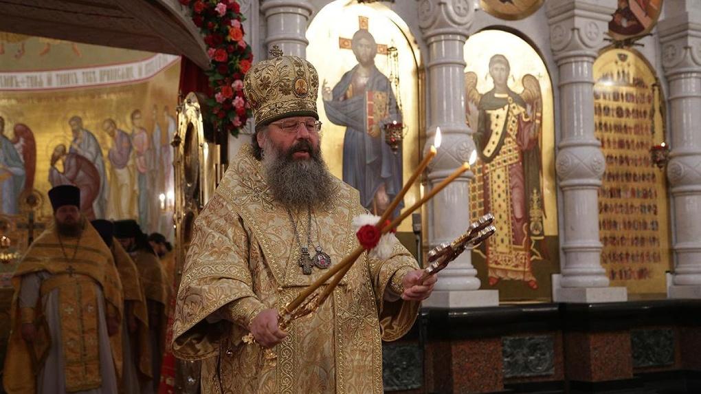 Роспотребнадзор разошлет в храмы Екатеринбурга предписания о проведении пасхальных богослужений онлайн