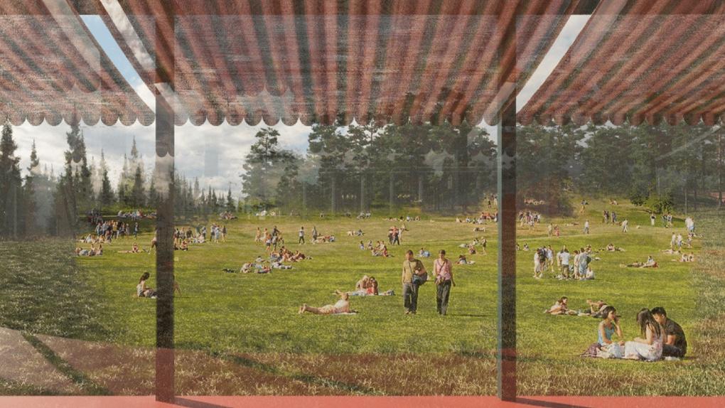 Что такое городской парк. Автор проекта реконструкции ЦПКиО — о застройке вокруг и советских символах