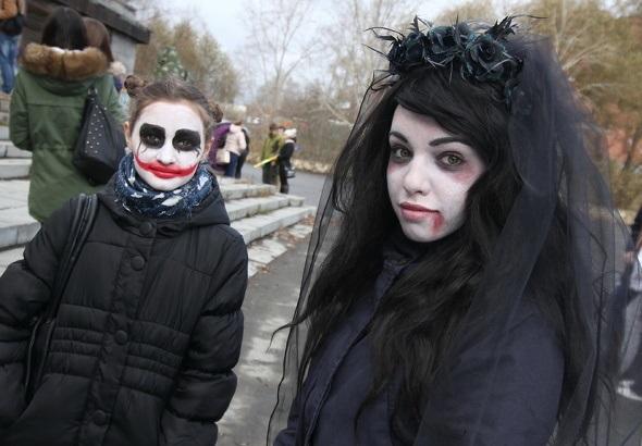Уральские родители просят Астахова запретить Хэллоуин в России