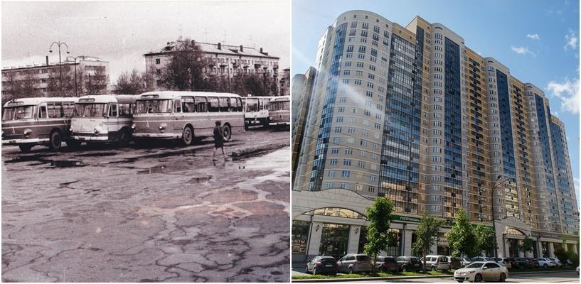 Эволюция города: как кабацкий Екатеринбург стал престижным районом для новостроек
