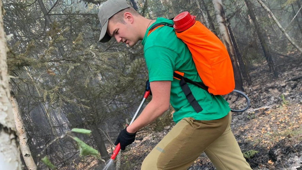 Волонтеры Шредингера. Действительно ли нужны добровольцы для тушения лесных пожаров под Екатеринбургом
