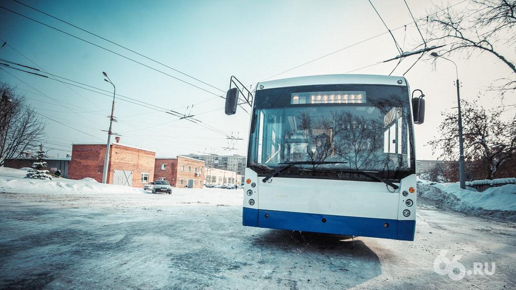 Проезд вназемном транспорте Екатеринбурга можно будет оплатить картой