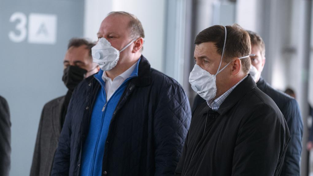 Евгений Куйвашев смягчил ограничения в работе бизнеса. Реакция предпринимателей