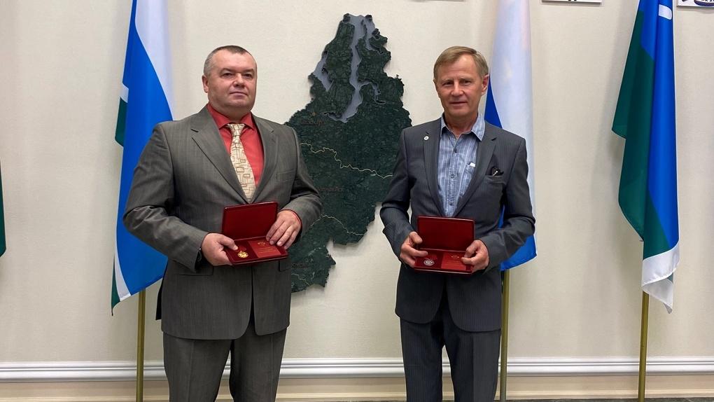 Сотрудники «Уральских локомотивов» получили государственные награды