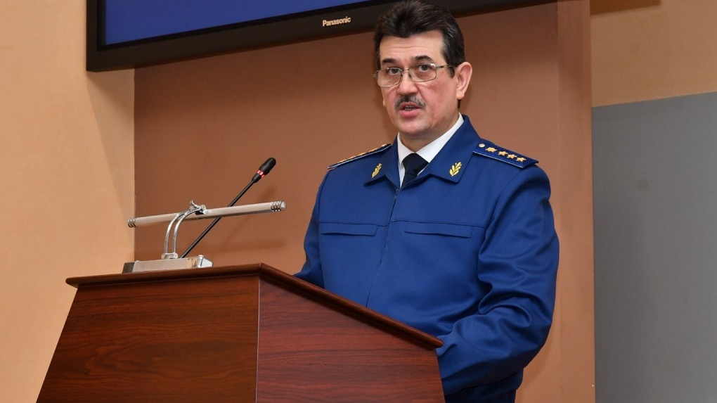 На Урал едет новый заместитель генпрокурора РФ. Что о нем известно