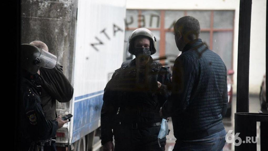 Субарендодатель со скандалом выселяет «Дом Печати». Фото