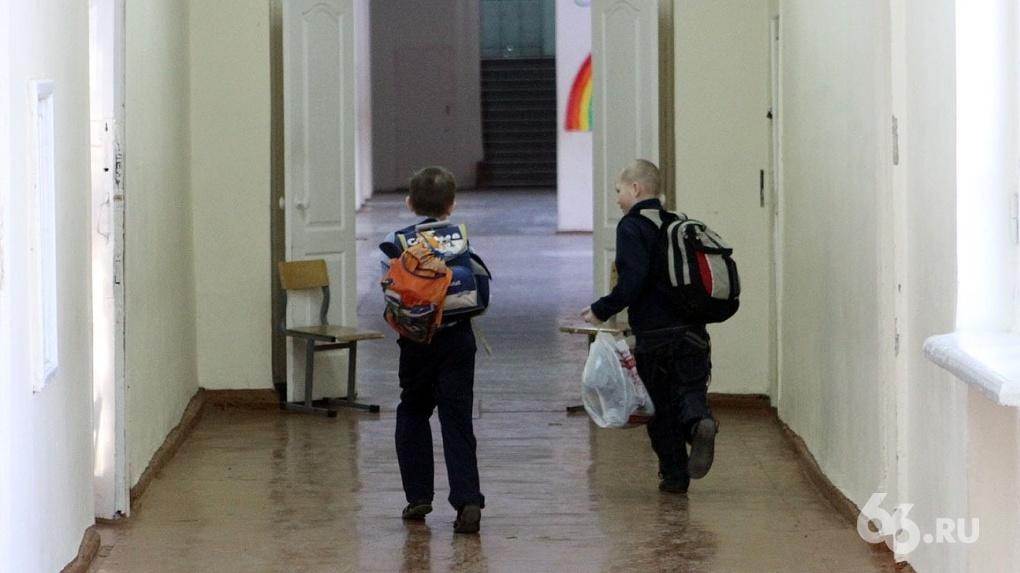 После длинных каникул школьников оставят учиться дома
