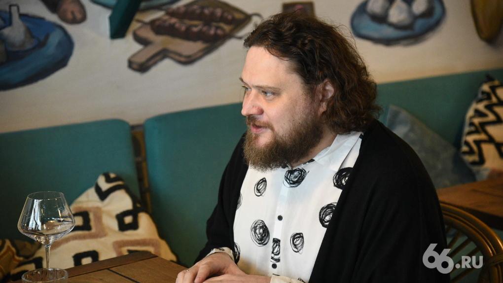 Кирилл Шлаен открыл в ЦПКиО ресторан экспериментальной грузинской кухни