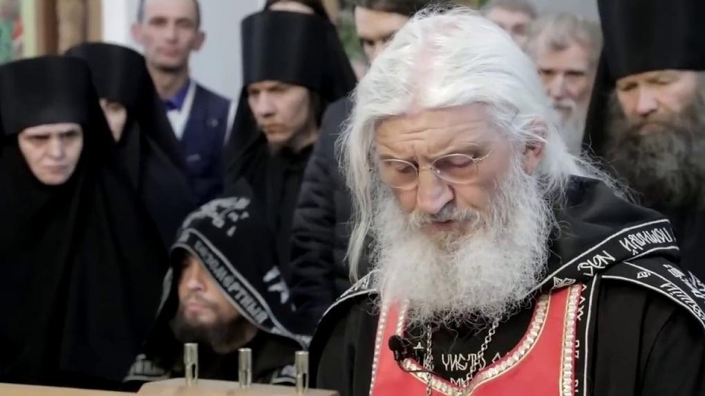 Защитники главного экзорциста Екатеринбургской епархии отца Сергия готовят демарш митрополиту