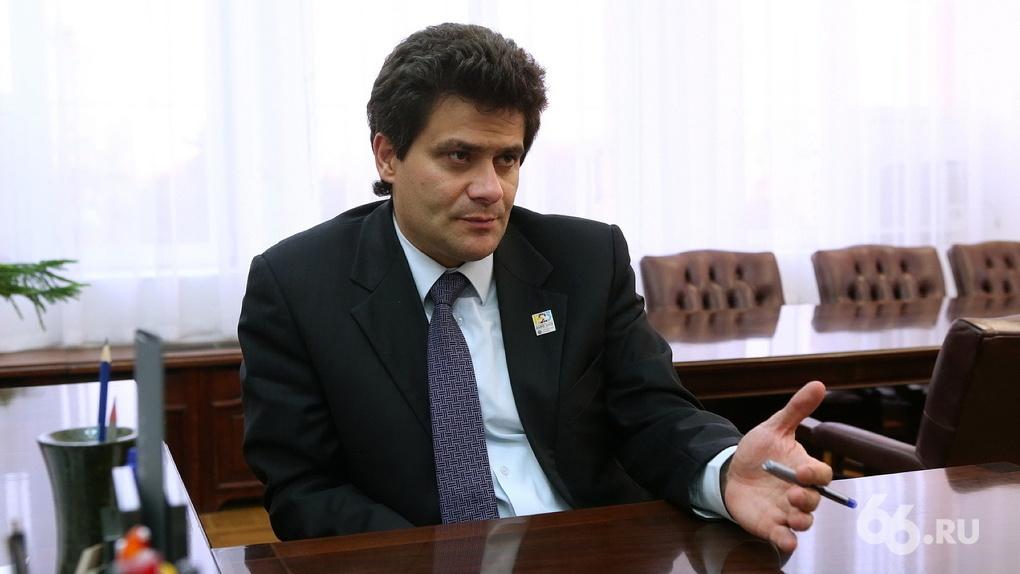 В выходные Александр Высокинский урежет бюджет города
