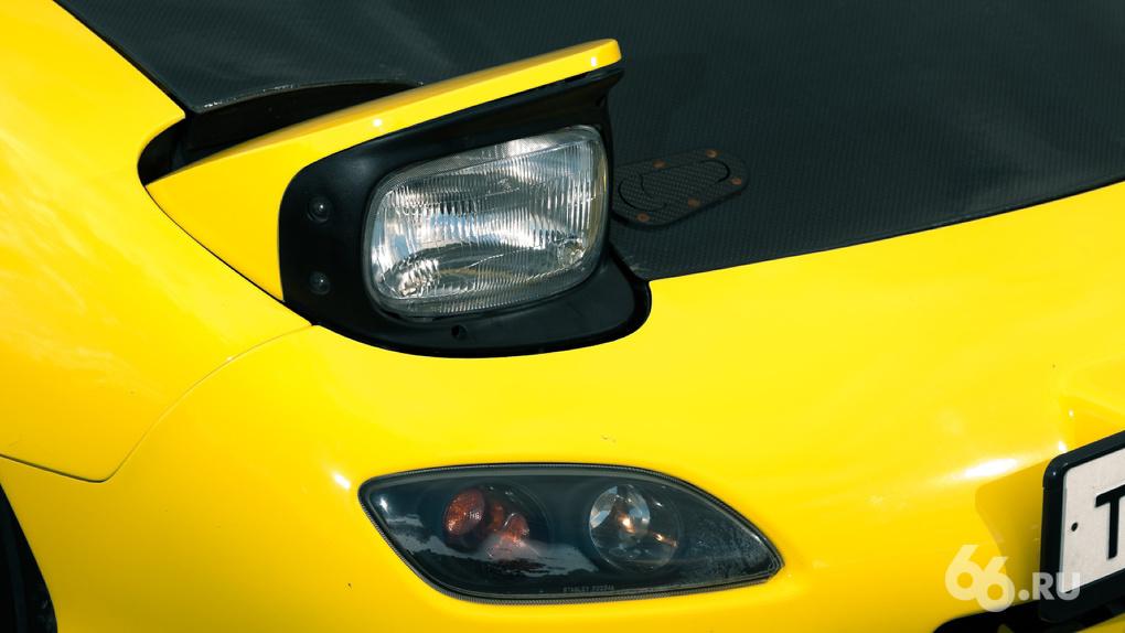 Антон Целиков и Mazda RX7: вот так реанимируют классику