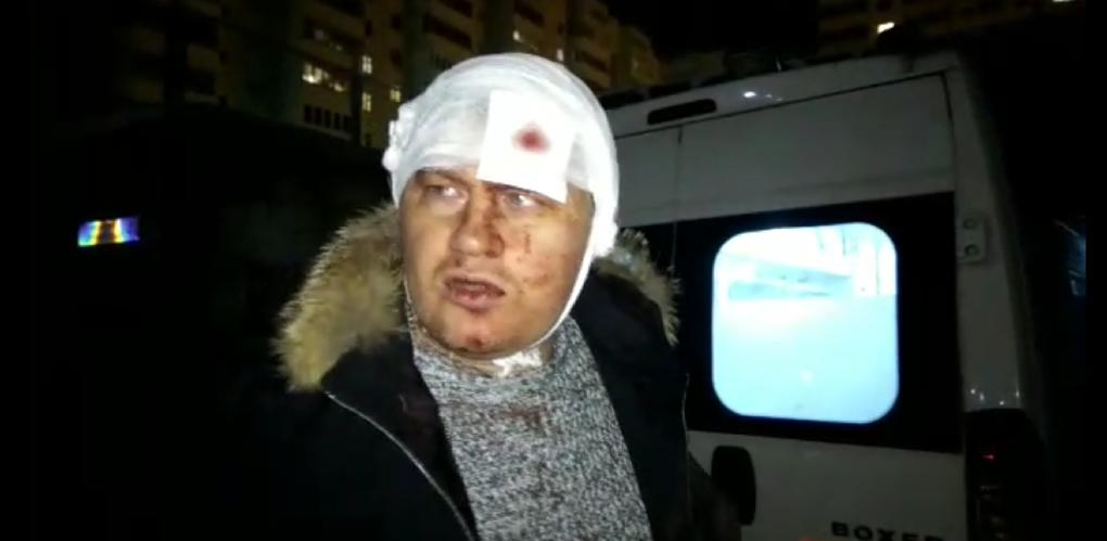 В гаражах на Уктусе неизвестные жестоко избили юриста, обвинившего Александра Новикова в клевете