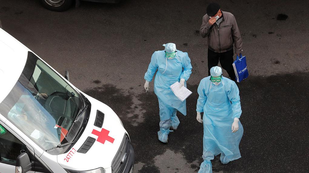 В Екатеринбурге подсчитали количество COVID-диссидентов