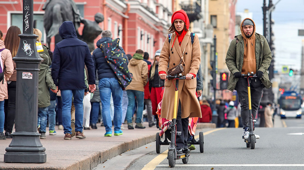 «Яндекс» запустит сервис аренды электросамокатов