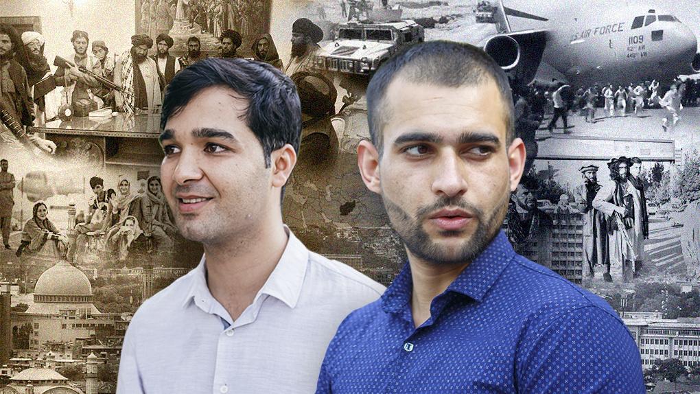 «Мы, афганцы, привыкли надеяться даже в глубине отчаяния». Две истории студентов УрФУ из Кабула