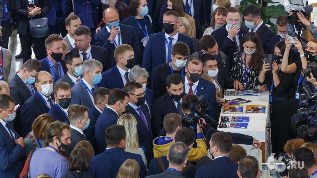 Три дня бизнес и власть решали будущее Екатеринбурга. Восемь главных итогов строительного форума 100+