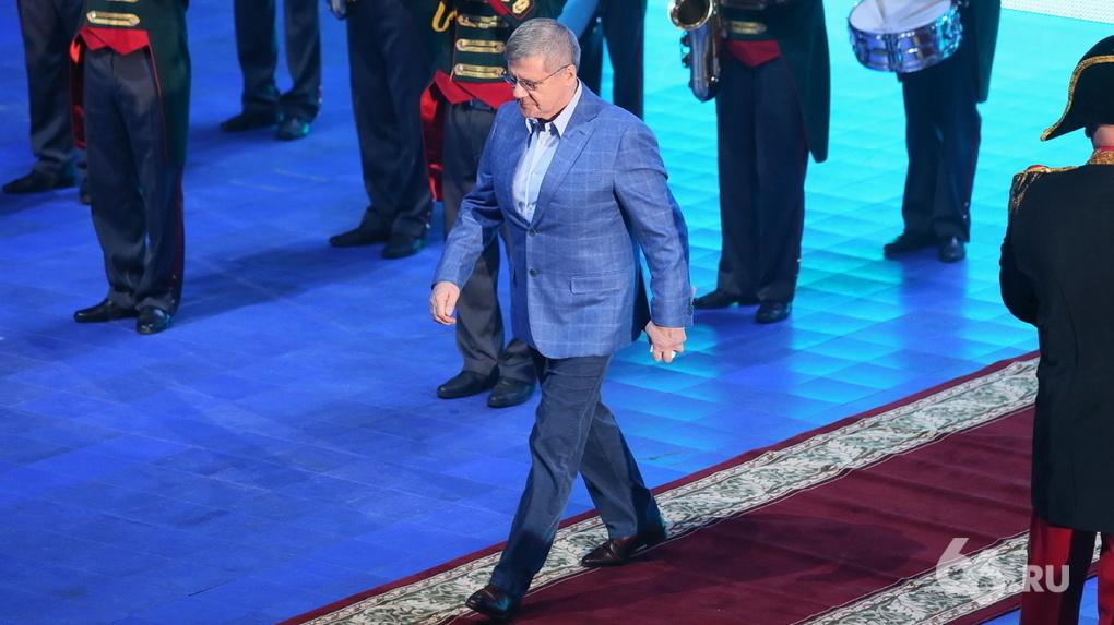 Владимир Путин предложил бывшему генпрокурору Юрию Чайке новую должность