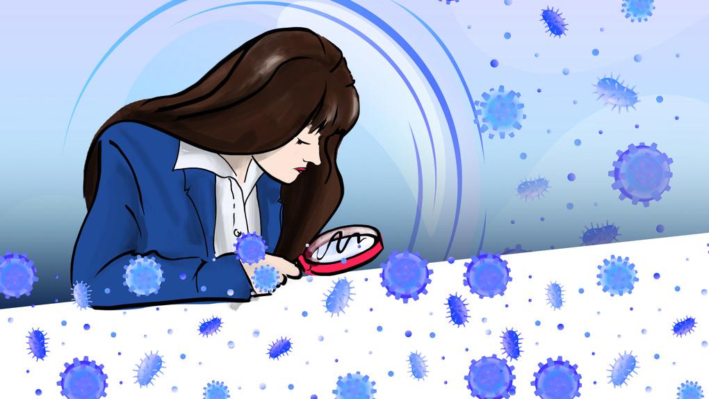 Двойной удар. Как не заразиться гриппом в офисе в период пандемии коронавируса