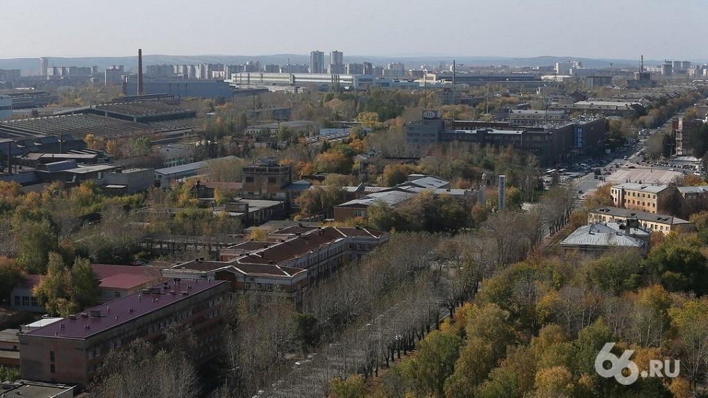 Свердловская область поднялась в экологическом рейтинге. Теперь регион на предпоследнем месте