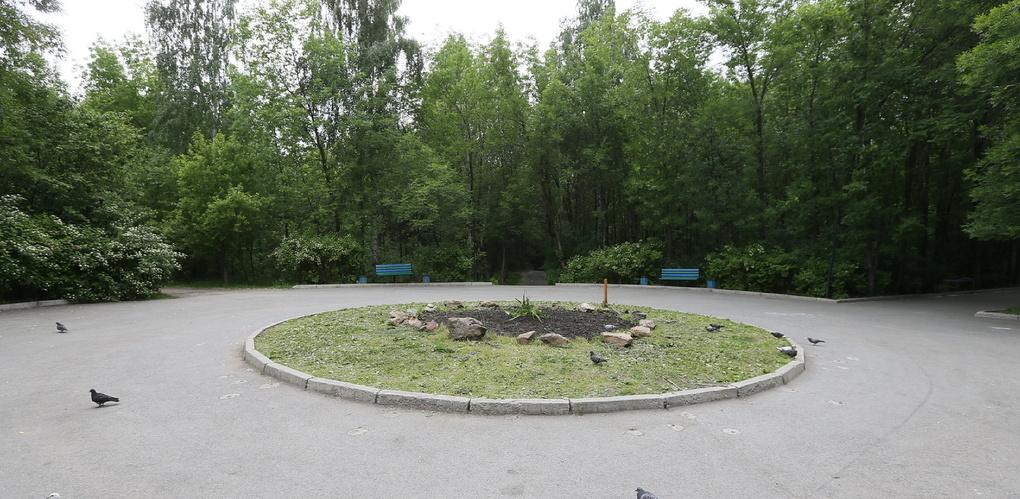 Ни фонарей, ни охраняемой зоны. За год «реконструкции» Основинский парк не изменился