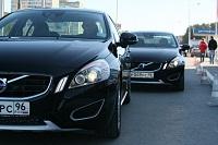 Новый Volvo S60 представлен в Екатеринбурге