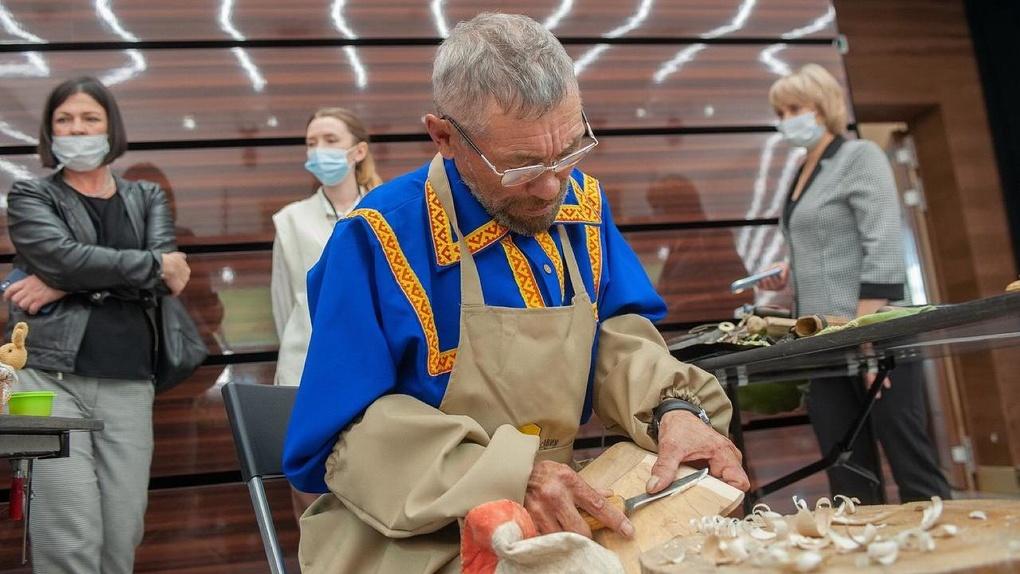 В Екатеринбурге состоялся федеральный этап конкурса «Славим человека труда!»