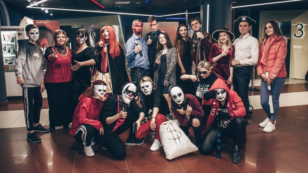 «Halloween: ужасающий ALL IN». Отмечай праздник в «Гринвич Синема» и «Пассаж Синема»
