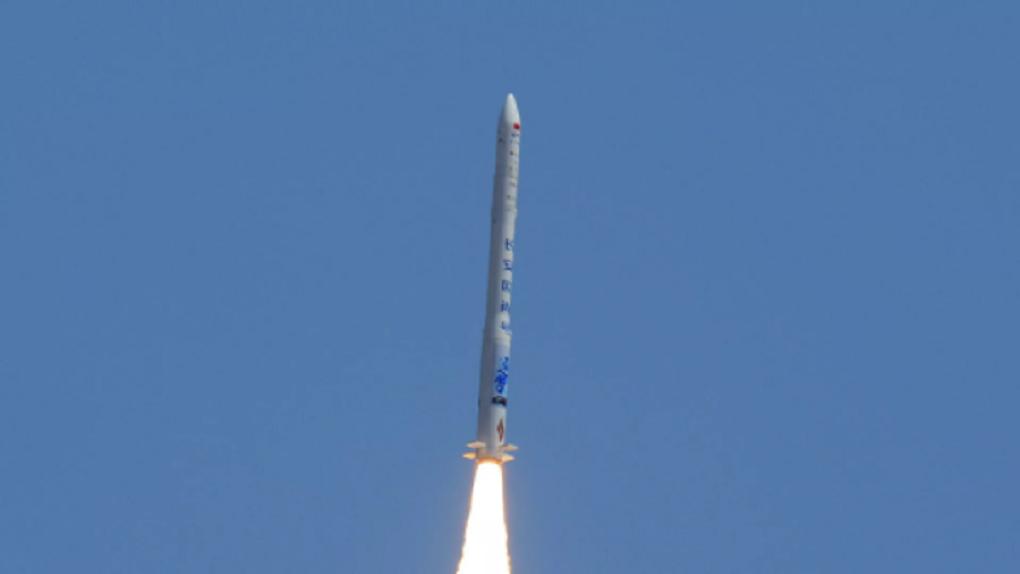 Китайская космическая ракета вышла из-под контроля и теперь упадет на Землю. Никто не знает, где именно