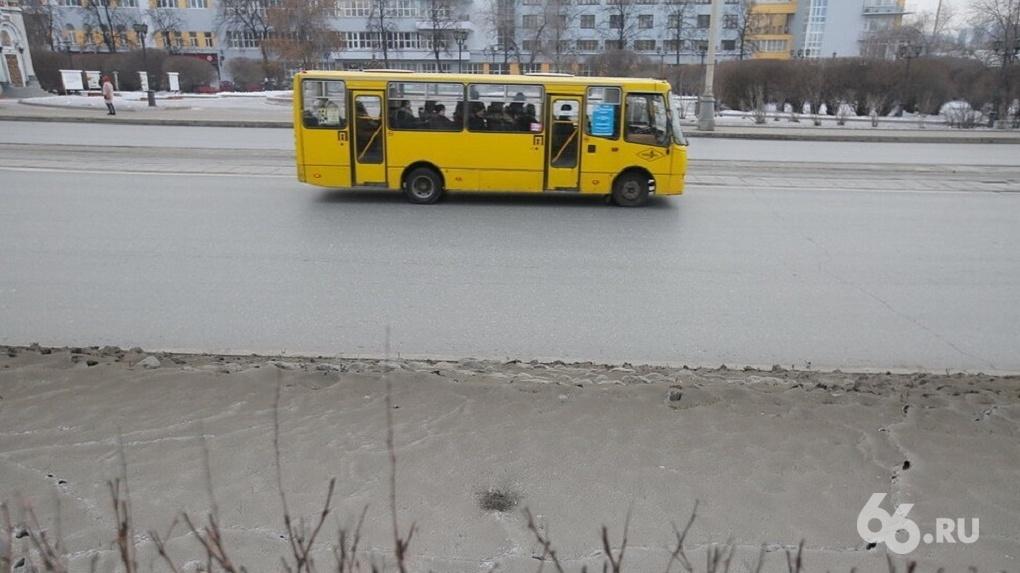 Администрация Екатеринбурга не смогла победить «серый нал» в маршрутках