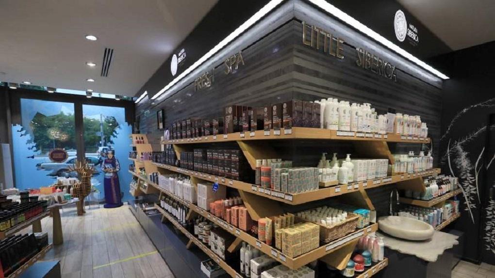 В Екатеринбурге после недельного простоя заработали магазины Natura Siberica