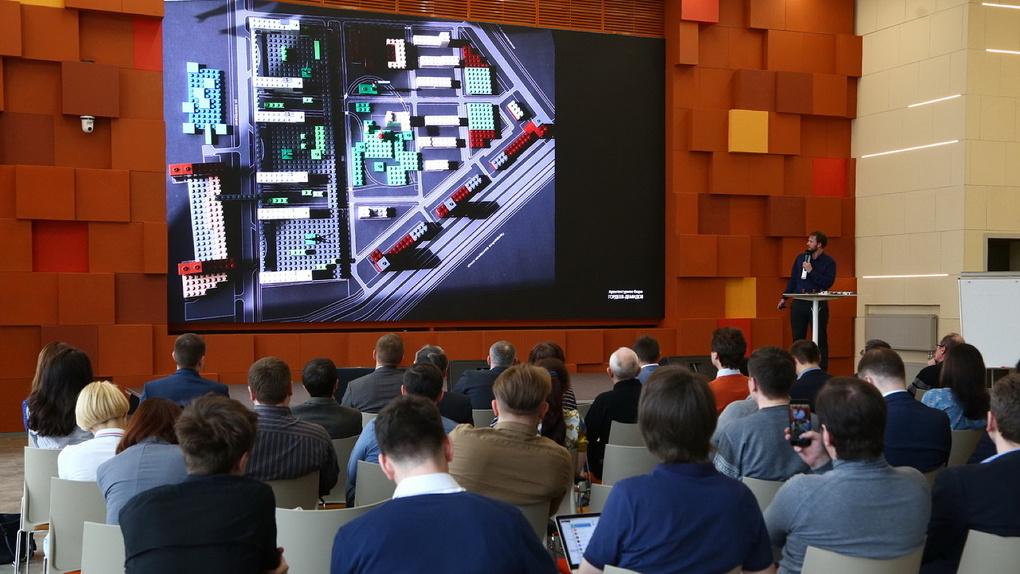 Каким будет IT-город «СКБ Контура» на Широкой Речке. Пять вариантов