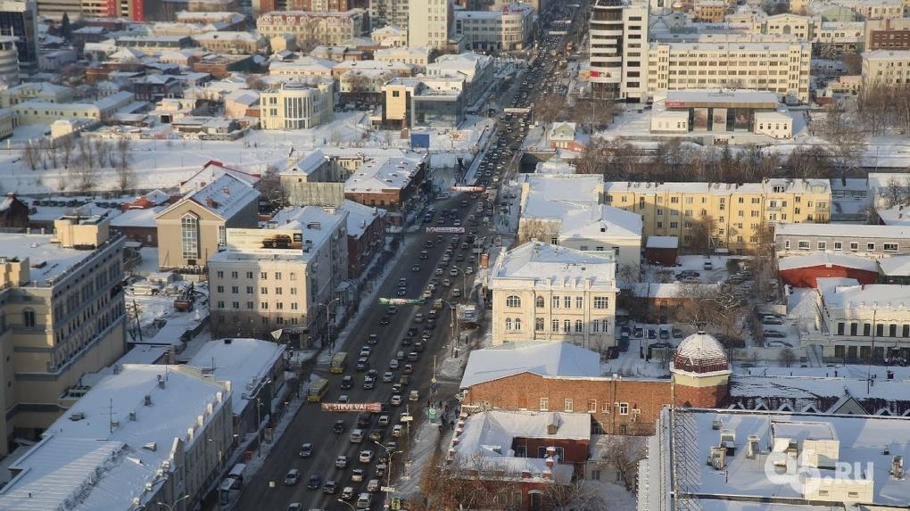 Улицу Малышева ждет капитальный ремонт. Техзадание уже раскритиковали