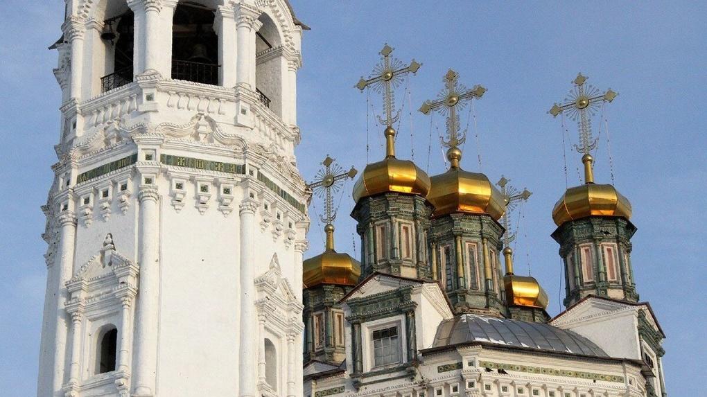 Храмы в Верхотурье закрылись на карантин. Коронавирус подтвердился у настоятеля мужского монастыря