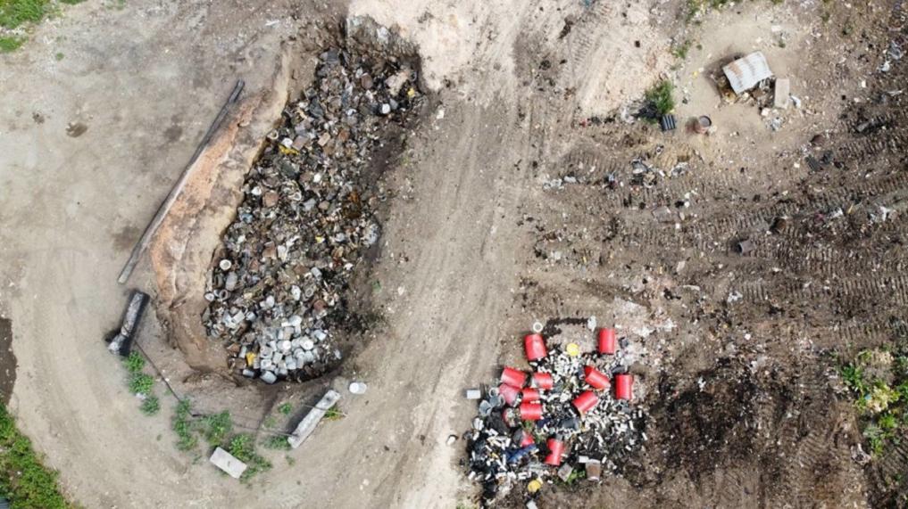 Прокуратура потребовала закрыть Белоярский полигон, где сжигают медотходы и части человеческих тел