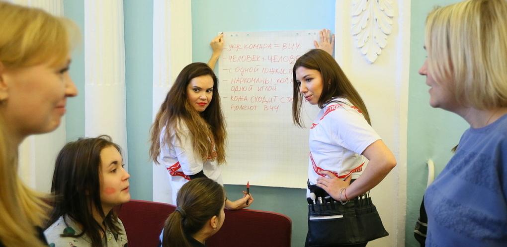 «Случайные связи и укус комара»: что на самом деле знают о ВИЧ подростки из Екатеринбурга