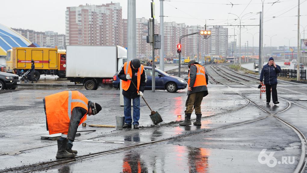 В выходные трамваи не будут ходить на Вторчермет и Керамику