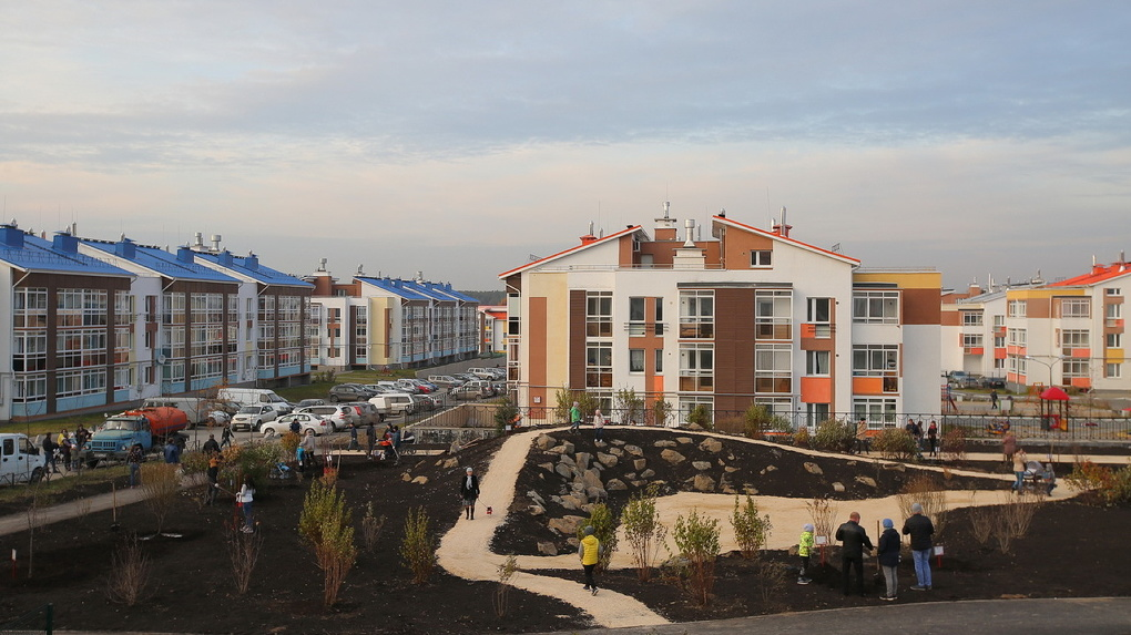 В «Мичуринском» открыли парк и тропу здоровья: как воплощают в жизнь проекты «Школы главного архитектора»