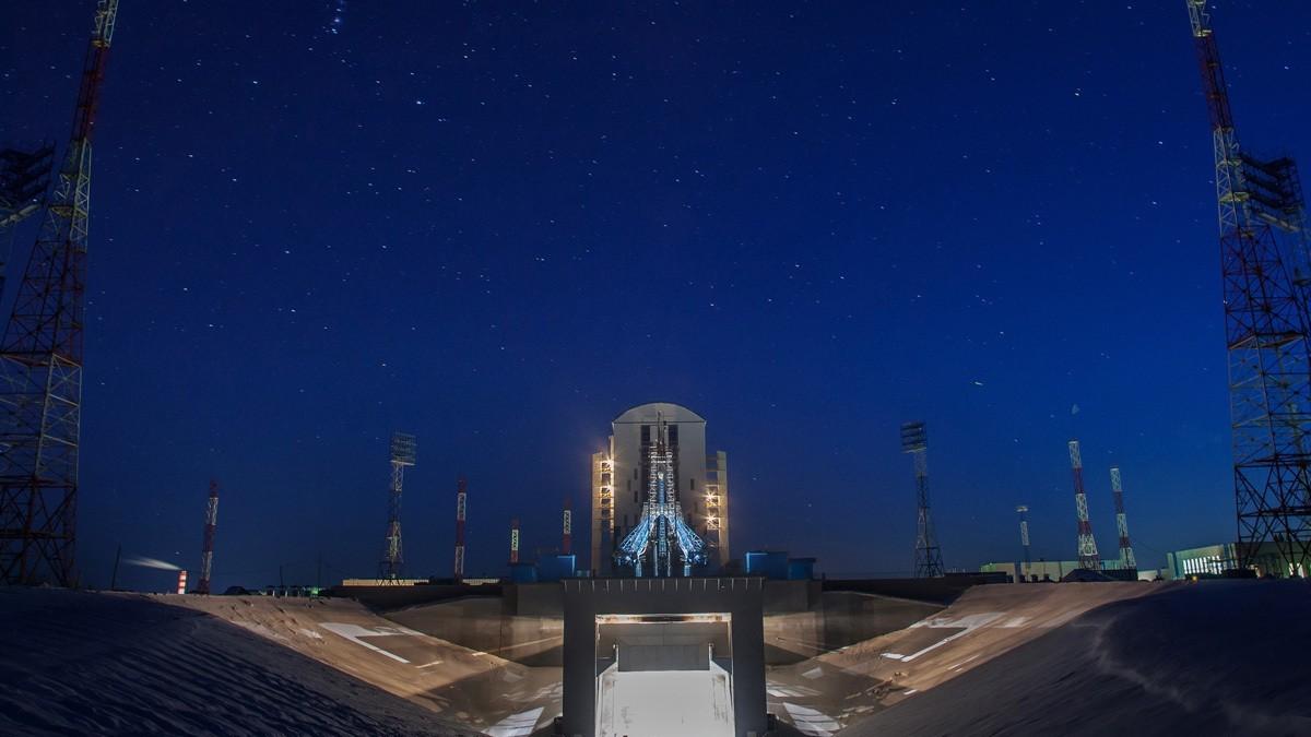 Специалисты считают запущенные скосмодрома Восточного спутники утраченными