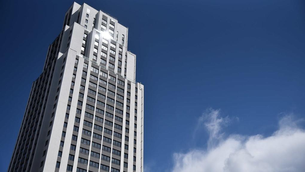 35-этажная башня стала новой архитектурной доминантой Екатеринбурга. Фотоэкскурсия 66.RU