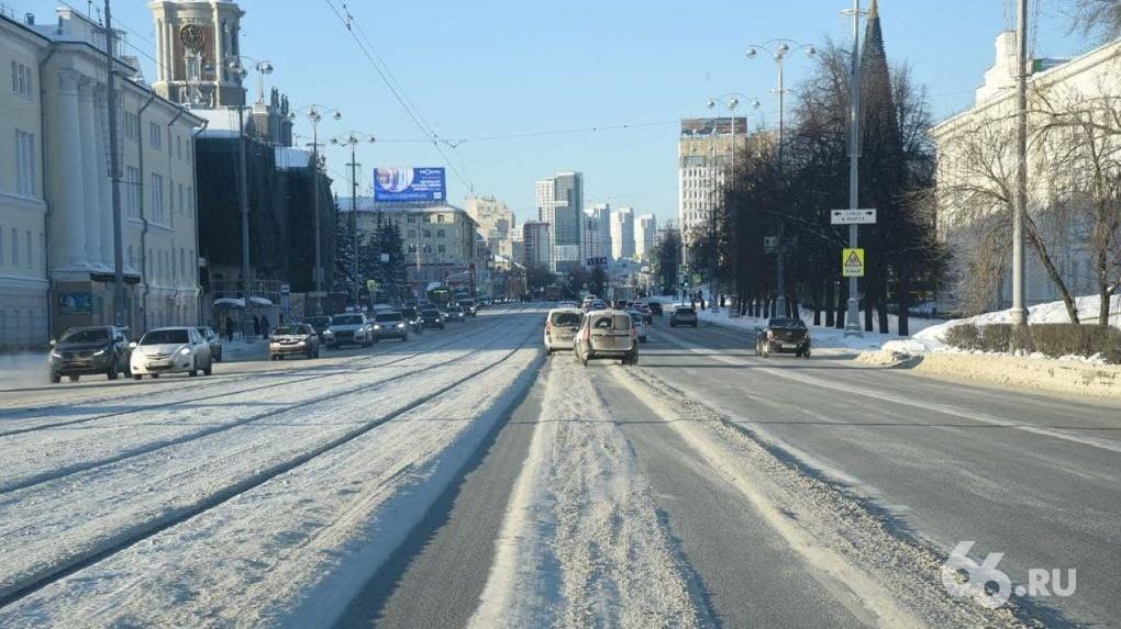 Алексей Орлов к понедельнику обещал чистые дороги, которыми будут довольны горожане. Вот что получилось