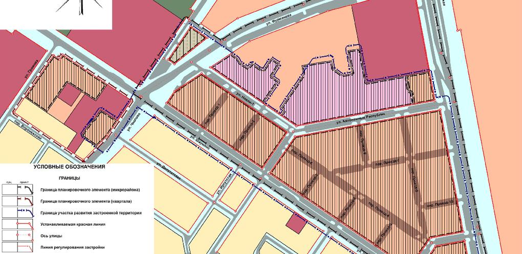 На месте Цыганского поселка рядом с парком 50-летия ВЛКСМ вырастут два десятка многоэтажек