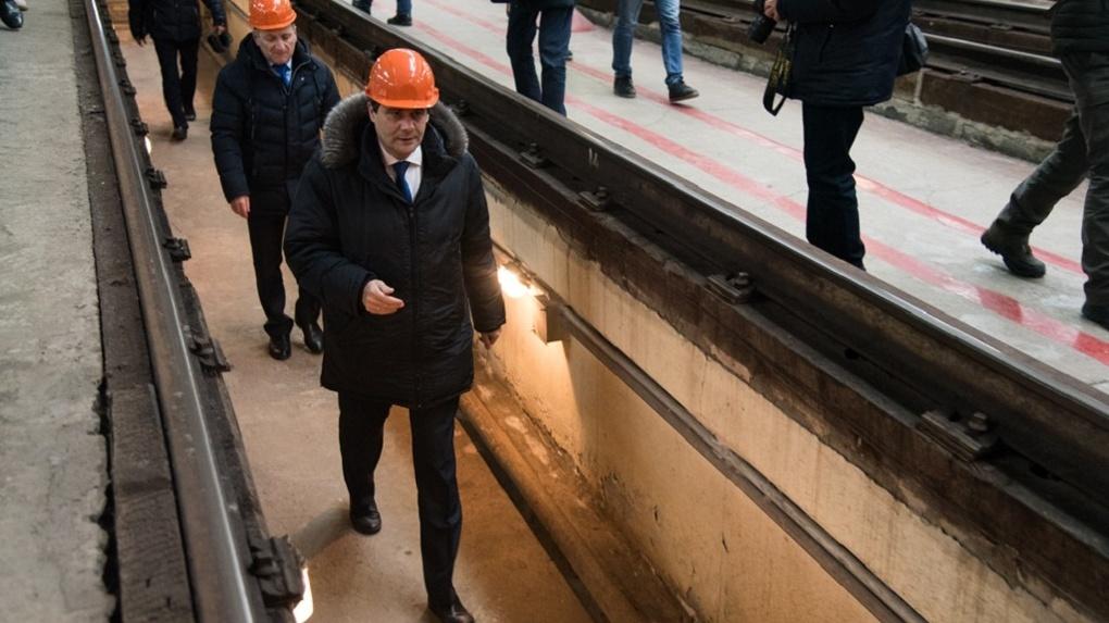 В бюджет Екатеринбурга не включили расходы на вторую ветку метро и канатную дорогу