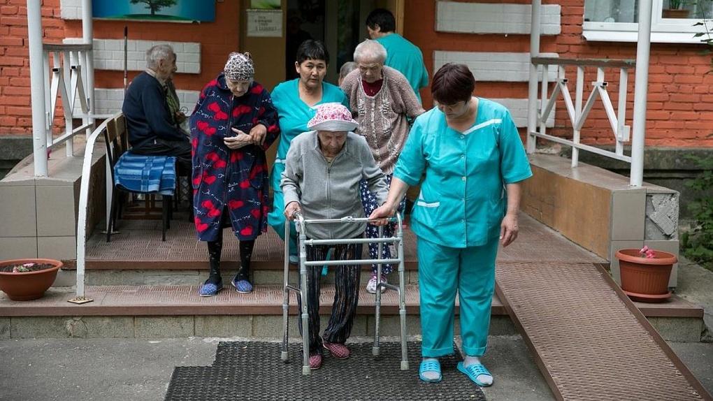 Государству не нужны старики: как в Екатеринбурге выживают частные пансионаты для пожилых людей