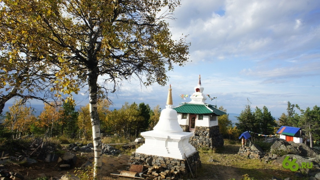 Буддисты согласились освободить гору Качканар. Они будут посещать святыни в перерывах между взрывами
