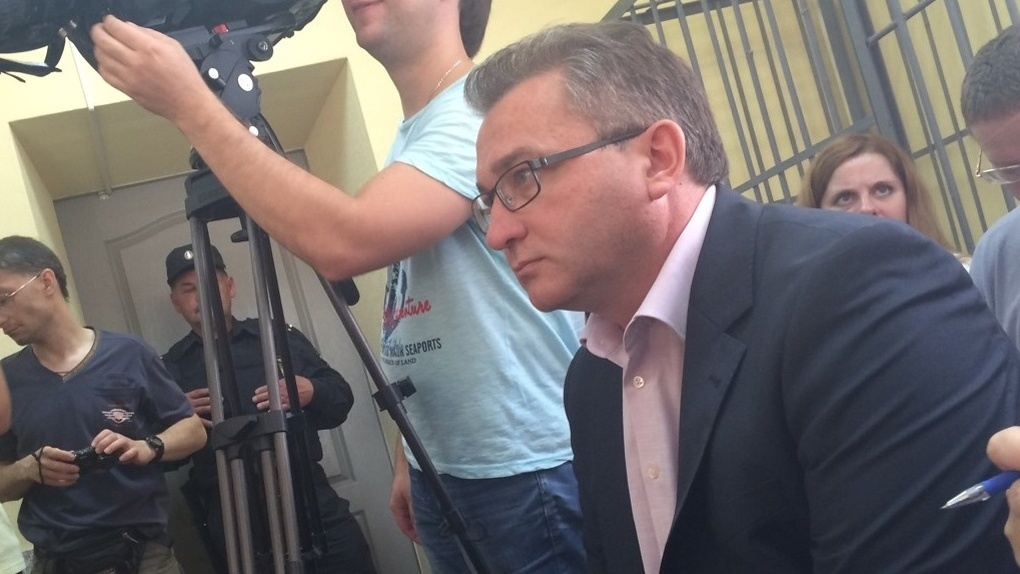 Бывший первый вице-мэр Александр Ковальчик официально ушел из горадминистрации