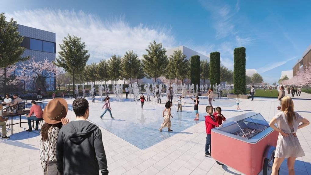 Екатеринбург борется за федеральные деньги на благоустройство парков. Эскизы и первые итоги голосования