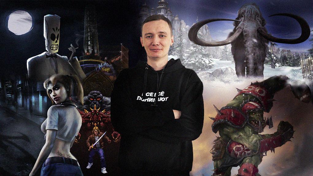 Планы на выходные: еще пять хороших, но забытых видеоигр от Дмитрия Шлыкова