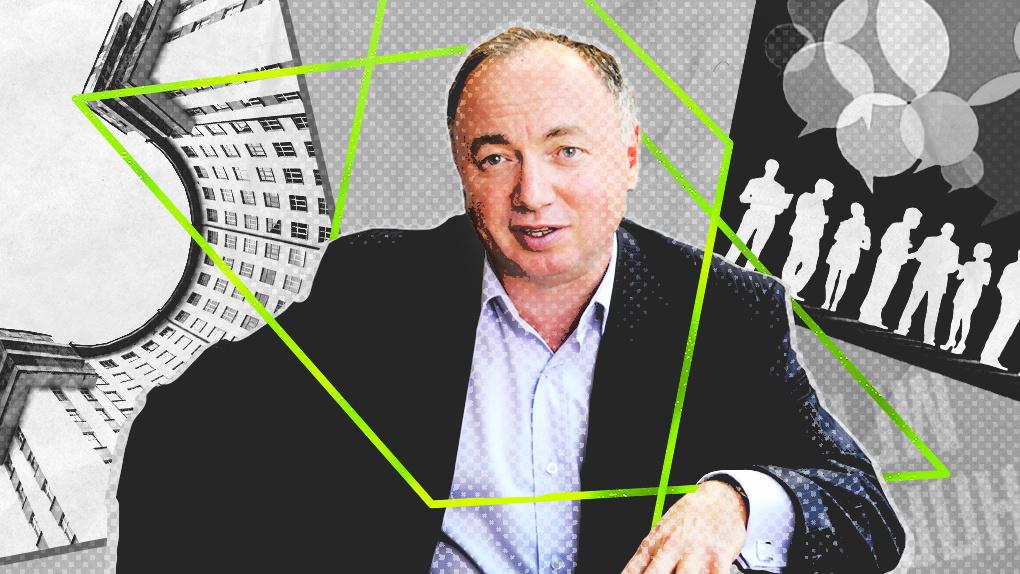«Городок чекистов» может стать пилотной площадкой. Валерий Ананьев – о программе перестройки центра